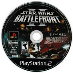 Game Disc | Star Wars Battlefront 2 Playstation 2