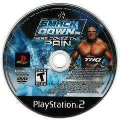 Game Disc | WWE Smackdown Here Comes the Pain Playstation 2