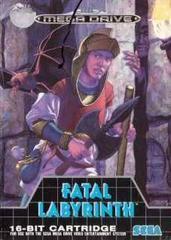 Fatal Labyrinth PAL Sega Mega Drive Prices