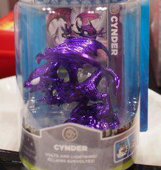 Cynder - Toy Fair, 2012 Skylanders Prices