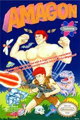 Amagon - Front | Amagon NES