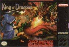 King of Dragons Super Nintendo Prices