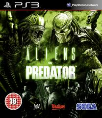 Aliens vs. Predator PAL Playstation 3 Prices