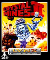 Crystal Mines II Atari Lynx Prices
