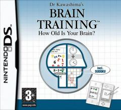 Brain Training PAL Nintendo DS Prices
