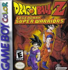 Dragon Ball Z Legendary Super Warriors GameBoy Color Prices