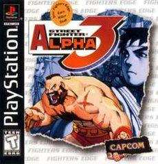 Street Fighter Alpha 3 Playstation Prices