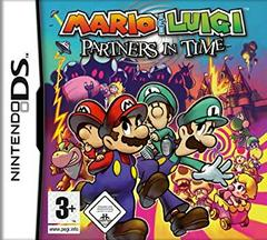 Mario and Luigi Partners in Time PAL Nintendo DS Prices