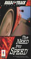 Need for Speed 3DO Prices