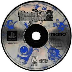 Game Disc | Monster Rancher 2 Playstation