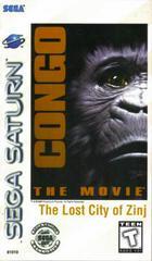 Congo the Movie Sega Saturn Prices