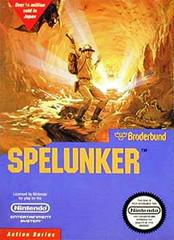 Spelunker [5 Screw] NES Prices