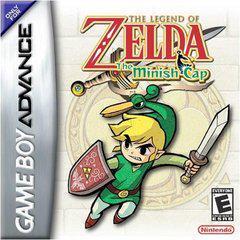 Zelda Minish Cap GameBoy Advance Prices