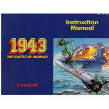 1943 - Instructions | 1943: The Battle of Midway NES