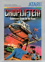Choplifter! Atari 5200 Prices