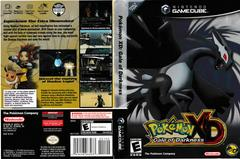 Artwork - Back, Front | Pokemon XD: Gale of Darkness Gamecube
