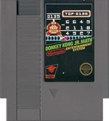 Cartridge | Donkey Kong Jr Math NES