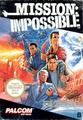 Mission Impossible | PAL NES