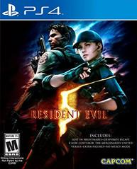 Resident Evil 5 Playstation 4 Prices