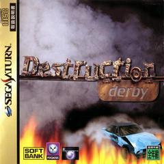 Destruction Derby JP Sega Saturn Prices