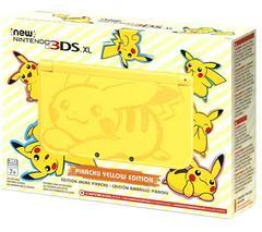 New Nintendo 3DS XL Pikachu Edition Nintendo 3DS Prices