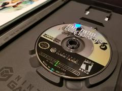 Final Fantasy - Disc In Case   Final Fantasy Crystal Chronicles Gamecube