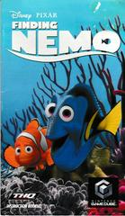 Manual - Front | Finding Nemo Gamecube