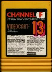 Game Cartridge | Videocart 13 Fairchild Channel F