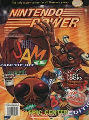 [Volume 70] NBA Jam Tournament Edition Nintendo Power Prices