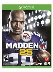 Madden NFL 25 Xbox One Prices
