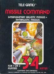 Missile Command [Tele Games] Atari 2600 Prices