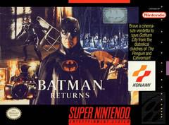 Batman Returns Super Nintendo Prices
