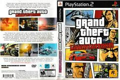 Artwork - Back, Front | Grand Theft Auto Liberty City Stories Playstation 2