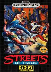 Streets of Rage Sega Genesis Prices