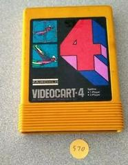Videocart 4 Fairchild Channel F Prices