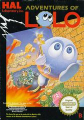 Adventures of Lolo PAL NES Prices