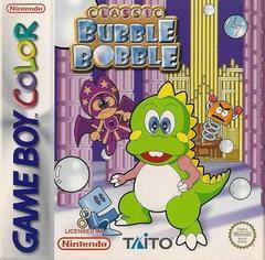Classic Bubble Bobble PAL GameBoy Color Prices