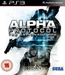 Alpha Protocol PAL Playstation 3 Prices