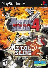 Metal Slug 4 & 5 Playstation 2 Prices