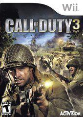 Call of Duty 3 Wii Prices