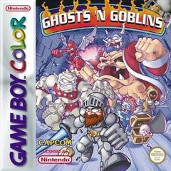 Ghosts 'n Goblins PAL GameBoy Color Prices