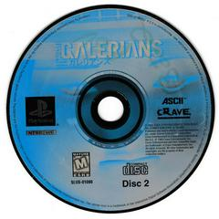 Game Disc 2 | Galerians Playstation
