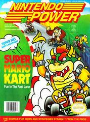 [Volume 41] Super Mario Kart Nintendo Power Prices