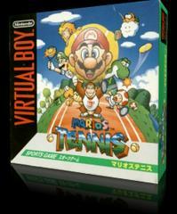 Mario's Tennis JP Virtual Boy Prices