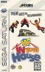 WWF In Your House Sega Saturn Prices