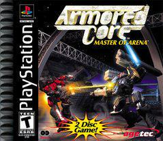 Armored Core Master of Arena Playstation Prices