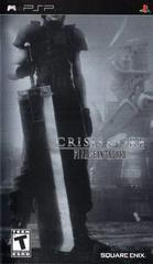 Final Fantasy VII Crisis Core Limited Edition PSP Prices