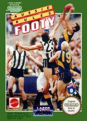 Aussie Rules Footy PAL NES Prices