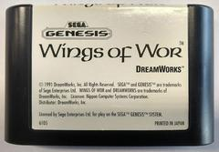 Cartridge | Wings of Wor Sega Genesis