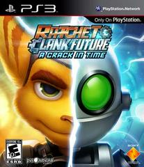Ratchet and Clank Future: A Crack in Time Playstation 3 Prices